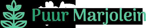 Puur Marjolein logo 2.0 Groen